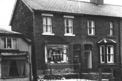 Butcher's shop, Chapel Lane, Cronton
