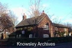 Sunnyside farmhouse, Cronton
