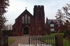 Holy Family R.C. Church, Cronton