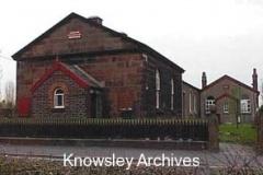 Wesleyan Chapel, Cronton