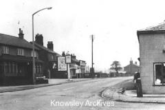Black Horse, Cronton Road, Cronton