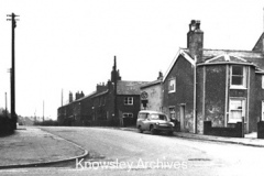 Smithy Lane, Cronton