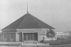 St Mark's Catholic Church, Halewood