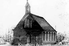 St Nicholas Chapel, Halewood