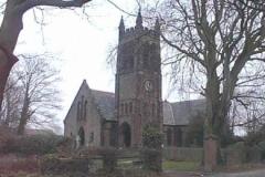 St Nicholas Church, Halewood