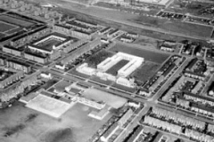 Aerial view of Halewood and Speke