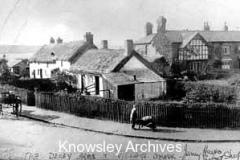 Derby Arms public house, Halewood