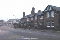 Lane Ends and Derby Arms, Halewood