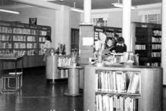 Interior, Huyton Library