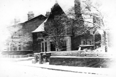Bank building, Derby Road, Huyton