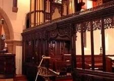 Chancel Screen, St Michael' s Parish Church, Huyton