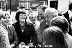 Harold Wilson in Huyton