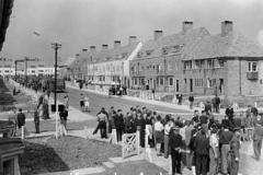 Internment Camp at Huyton