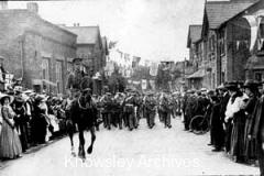 Visit by Edward VII to Huyton