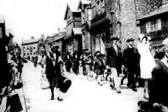 Sunday School procession, Huyton