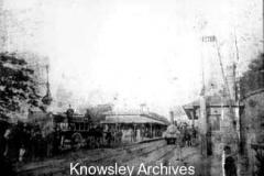 Huyton Gate Railway Station