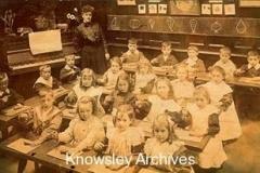 Park Hall schoolroom, Huyton