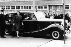 Duchess of Kent in Huyton