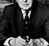 Harold Wilson, M.P. for Huyton