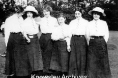 Students at Liverpool College for Girls, Huyton