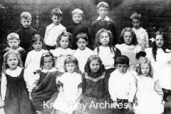 Huyton Infant School pupils