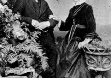 Joseph and Josephine Beecham