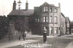 Old Rose and Crown public house, Huyton