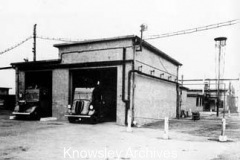 Fire Station, Royal Ordnance Factory, Kirkby