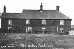Kirkby Hall farmhouse, Kirkby