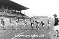 Athletics Stadium, Kirkby