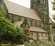 St Chad's Parish Church, Kirkby