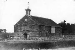 St Chad's Chapel, Kirkby