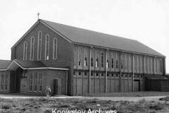 Holy Angels R.C. Church, Kirkby