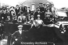 Kirkby farmers' outing