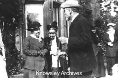Rev. Crawley-Boevey, Kirkby vicar