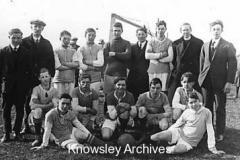 St Chad's football team, Kirkby