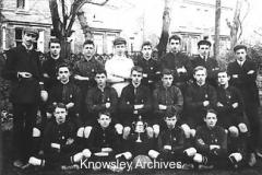 Kirkby's football team
