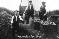 Charles Owen, Kirkby farmer