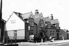 Railway Hotel, Kirkby