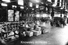 Tailor's shop, Royal Ordnance Factory, Kirkby