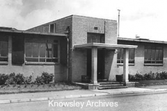 Administrative building, Royal Ordnance Factory, Kirkby
