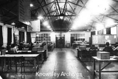Wages Office, Royal Ordnance Factory, Kirkby