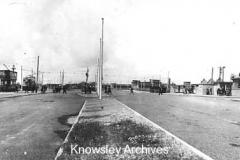 Main Gate , Royal Ordnance Factory, Kirkby