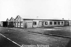 Canteen, Royal Ordnance Factory, Kirkby