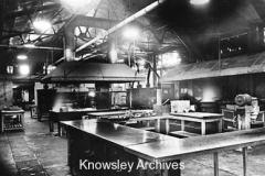 Kitchens, Royal Ordnance Factory, Kirkby