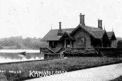 Boat House at Knowsley Park, Knowsley