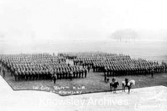 1st City Battalion at Knowsley Hall, Knowsley