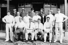 Knowsley Village cricket team