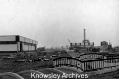 Massey-Ferguson Factory, Knowsley Industrial Estate