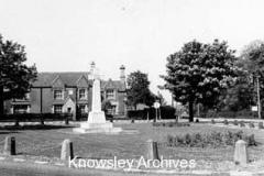 Knowsley Village War Memorial